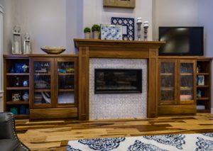 Great Room - Walnut Custom Home Improvement